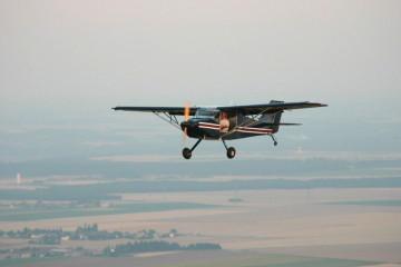 les Poissons Volants - Ecole de pilotage ULM, apprendre voler, pilotage avion